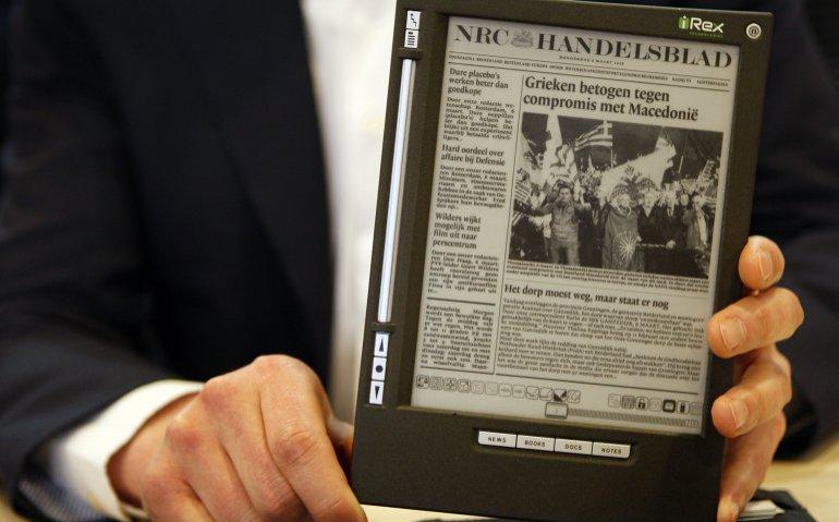 digitaal krant NRC Handelsblad