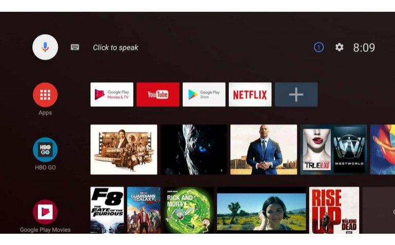 Android TV Ziggo GO app
