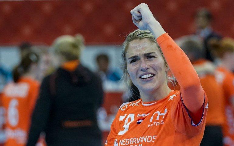WK handbal Oranje Estavana Polman