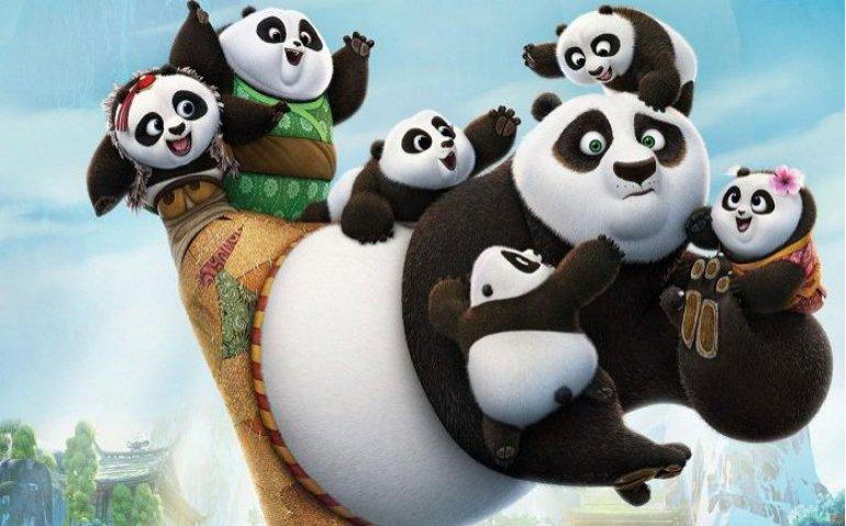 Netflix Kung Fu Panda 3