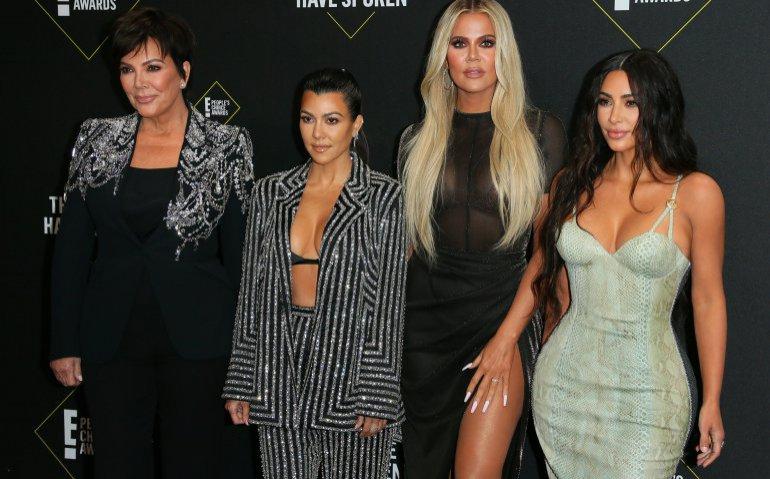 Kris Jenner, Kourtney Kardashian, Khloé Kardashian, Kim Kardashian