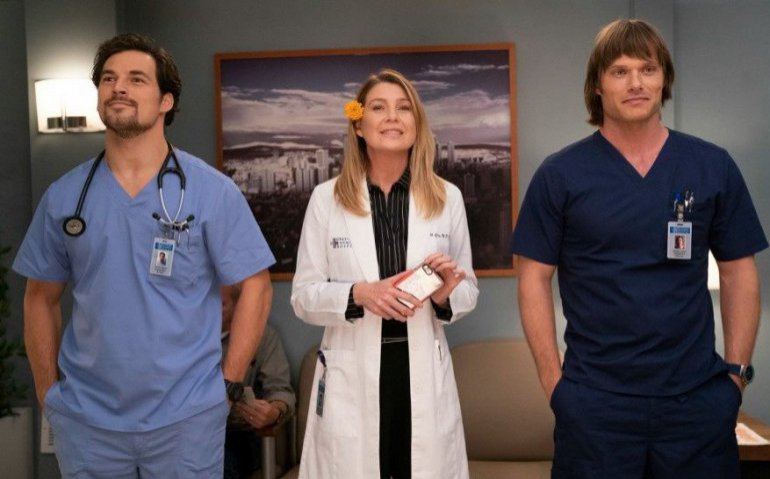Grey's Anatomy seizoen zestien