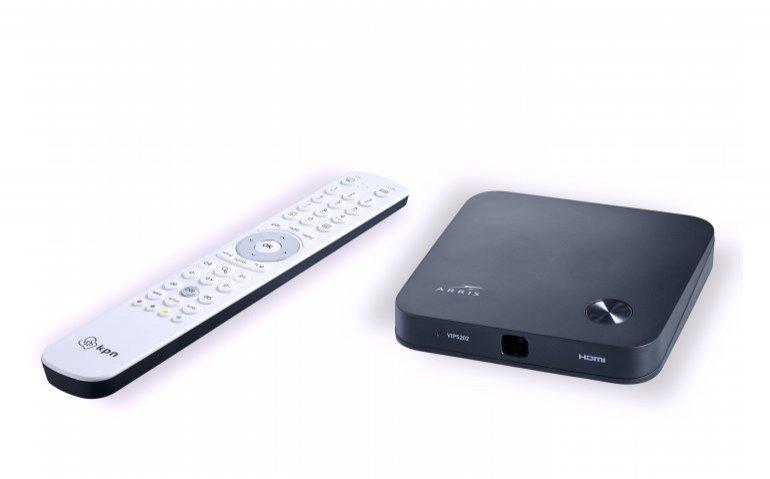 KPN zet in op Interactieve TV