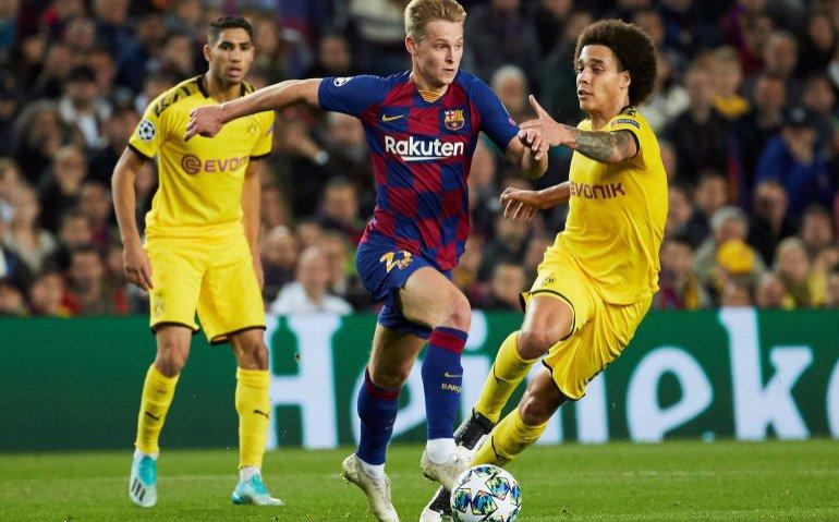 FC Barcelona Frenkie de Jong
