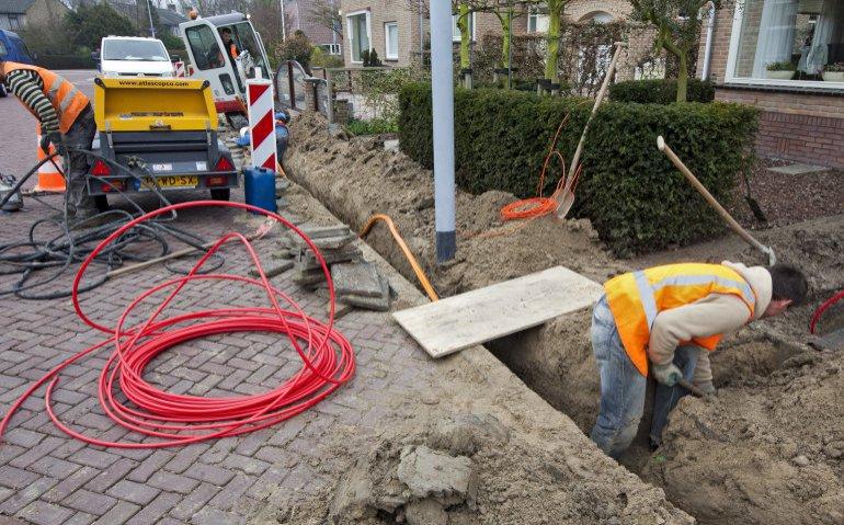 KPN glasvezel internetsnelheid