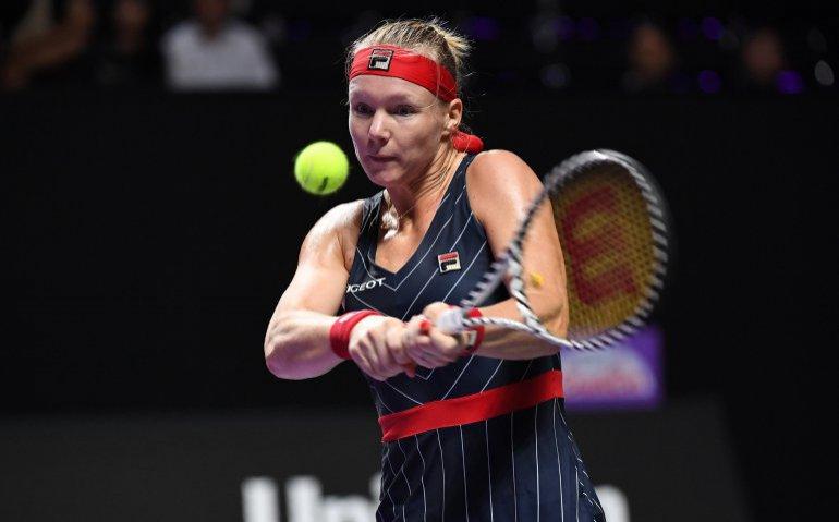 Kiki Bertens WTA Finals