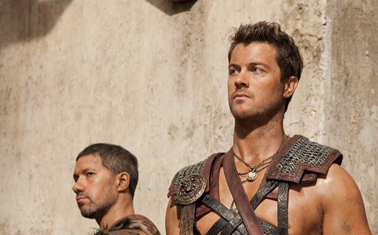 Netflix Spartacus serie