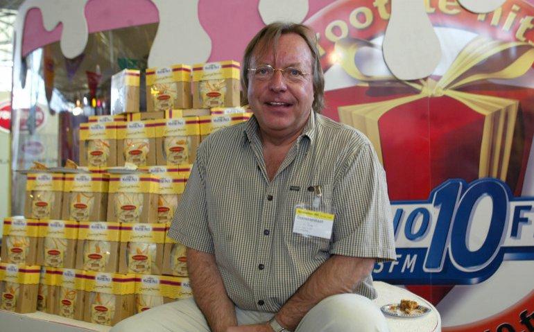 Tom Mulder Radio 10 huishoudbeurs