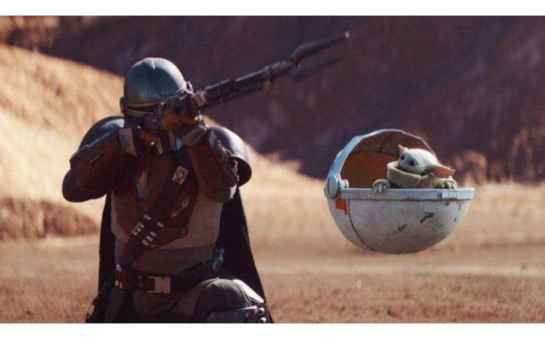 Disney Star Wars The Mandalorian Baby Yoda