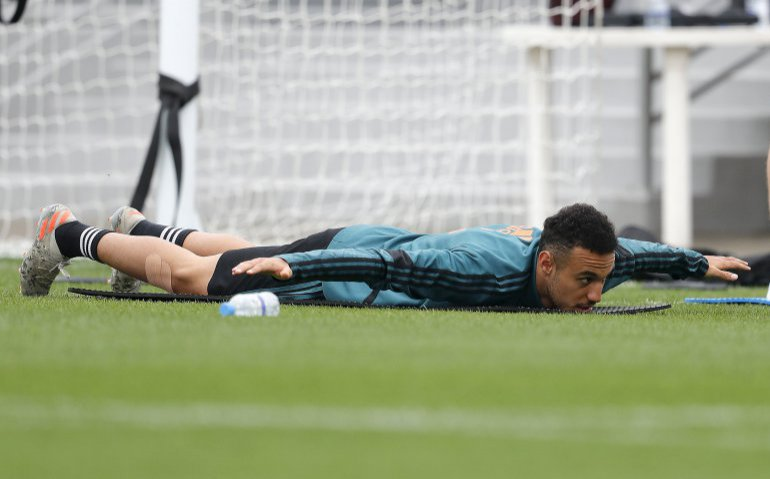 Ajax trainingskamp Qatar