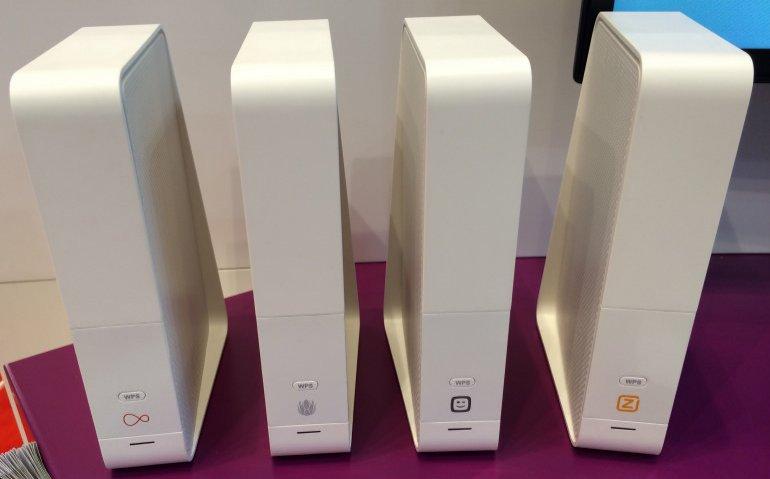 Liberty Global Ziggo Telenet Connect Box