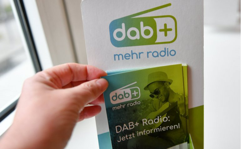 Ziggo radio analoog digitaal DAB