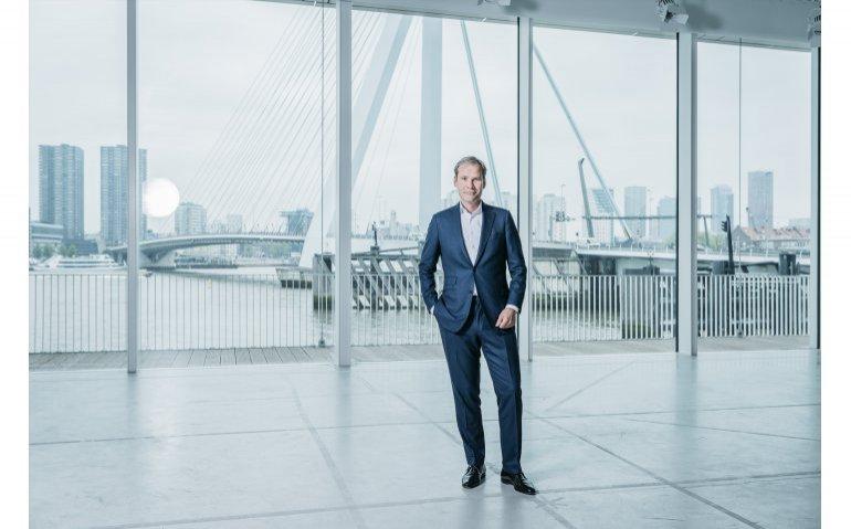 Joost Farwerck KPN CEO
