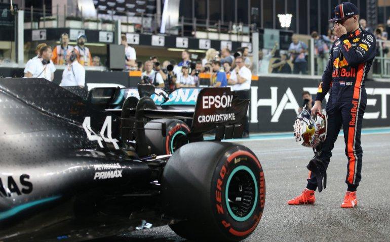 Max Verstappen in Formule 1