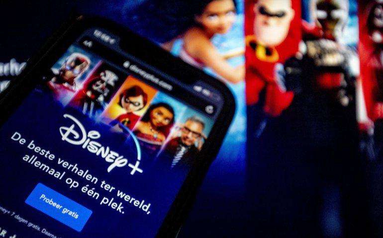 Disney  nog niet in België
