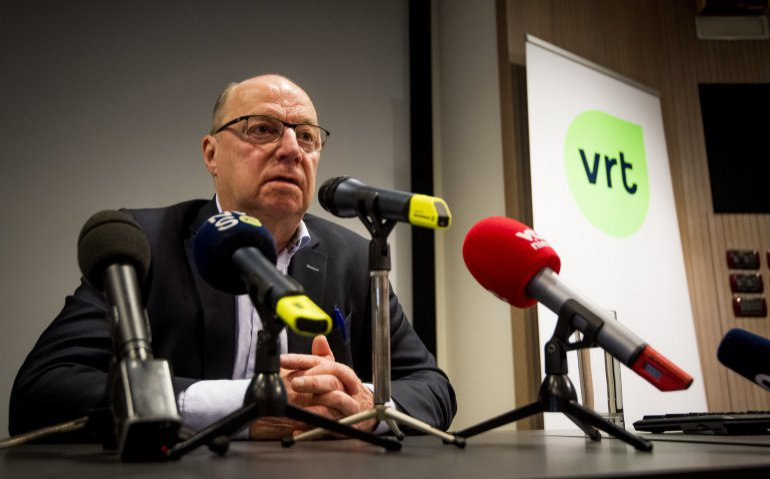 VRT staking CEO Paul Lembrechts