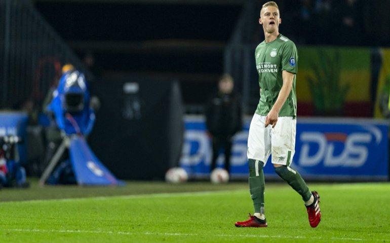 NAC - PSV KNVB Beker