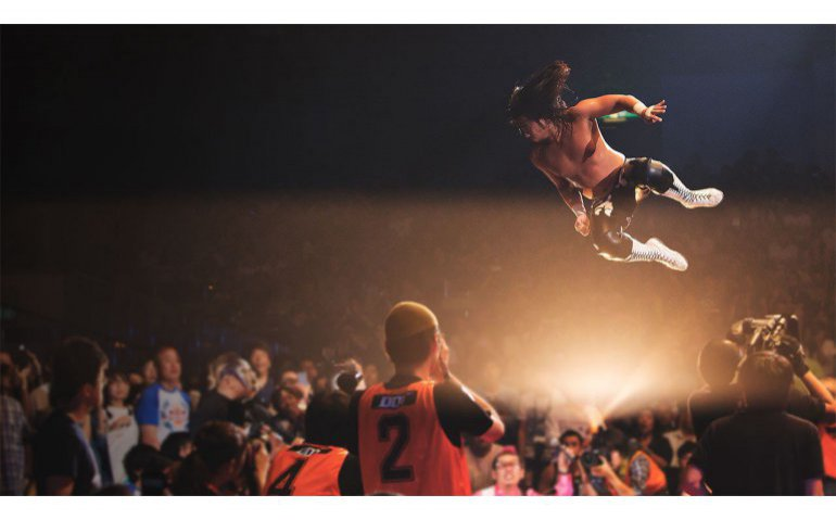 The Wrestlers Ziggo HBO