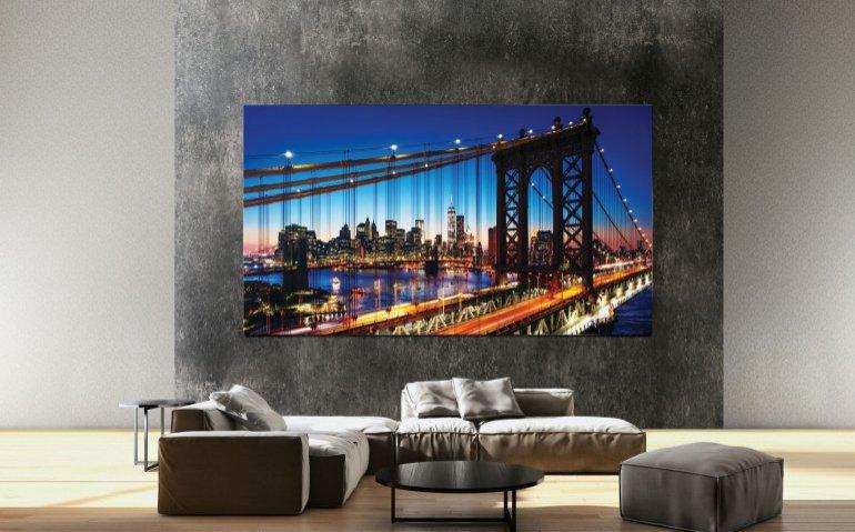 Samsung 4K televisie