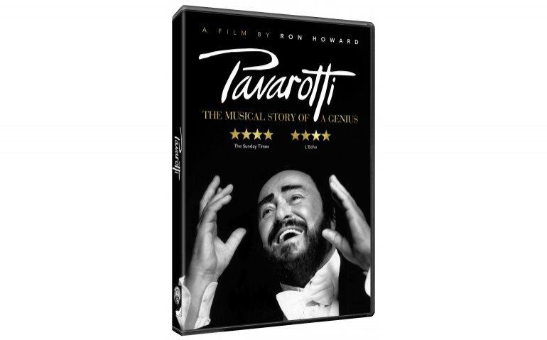 Win de dvd Pavarotti!