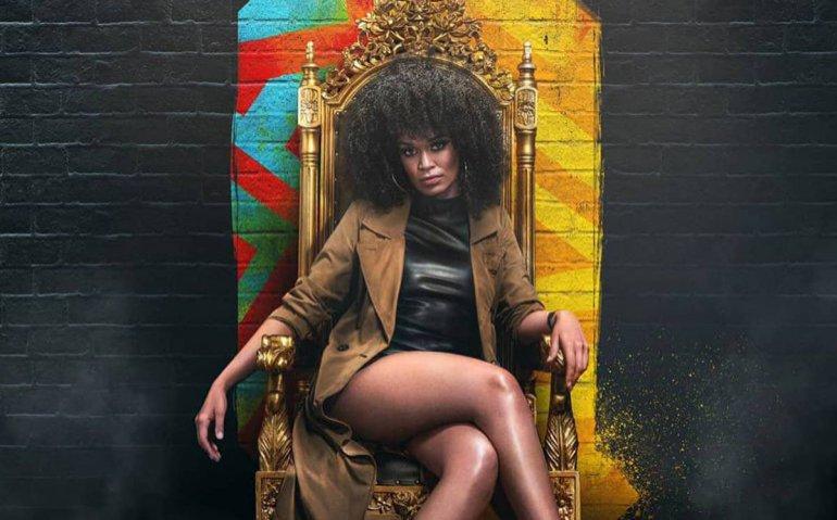 Queen Sono  nieuw op Netflix