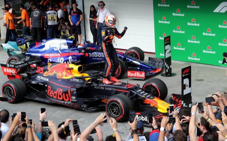 Max Verstappen Formule 1 live op Ziggo Sport