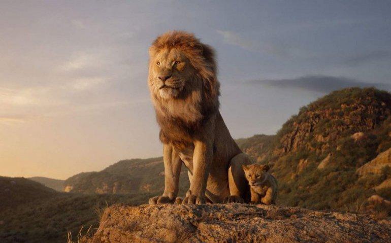 The Lion King nieuw op Disney