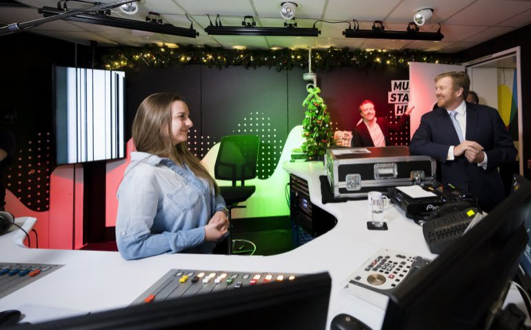 studio NPO 3FM