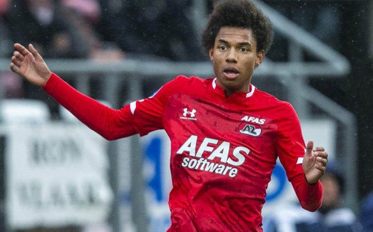 Calvin Stengs AZ Alkmaar