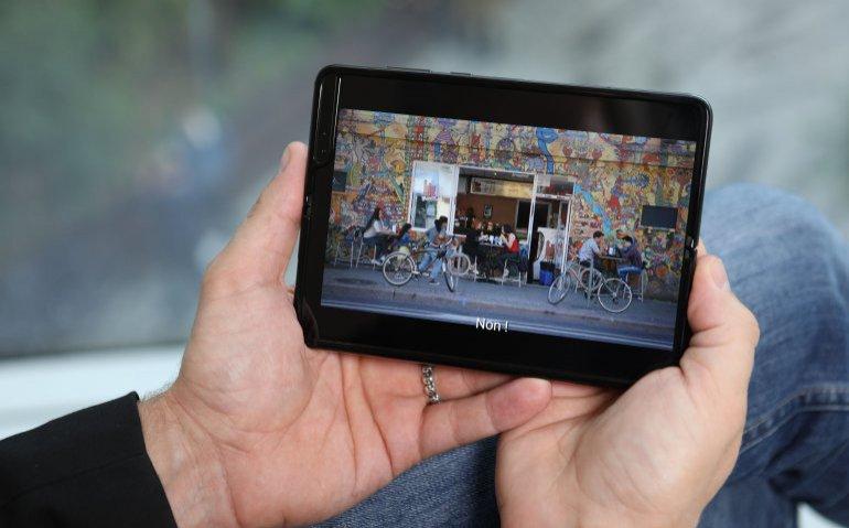 NLziet op Samsung Tablet