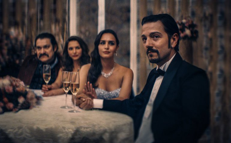 Narcos: Mexico in top 10 Netflix