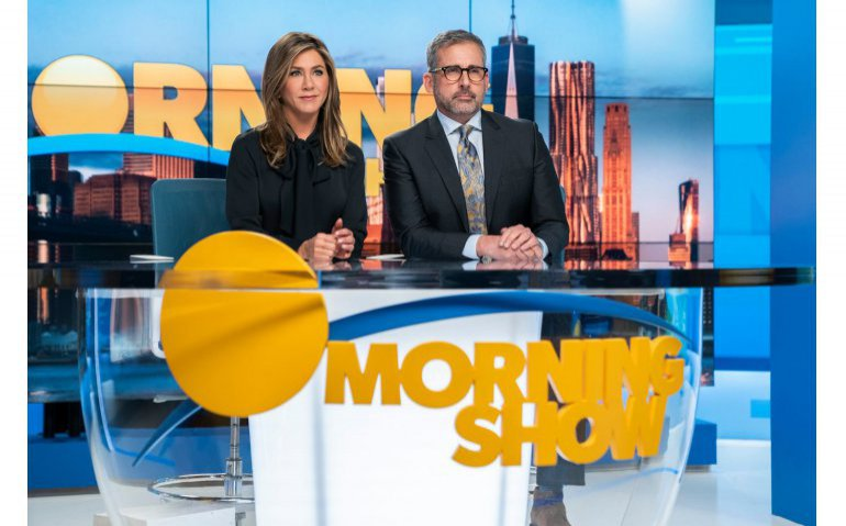 The Morning Show bij Apple TV+