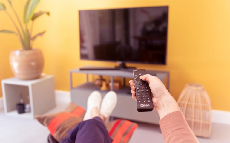 Ziggo huiskamer televisie