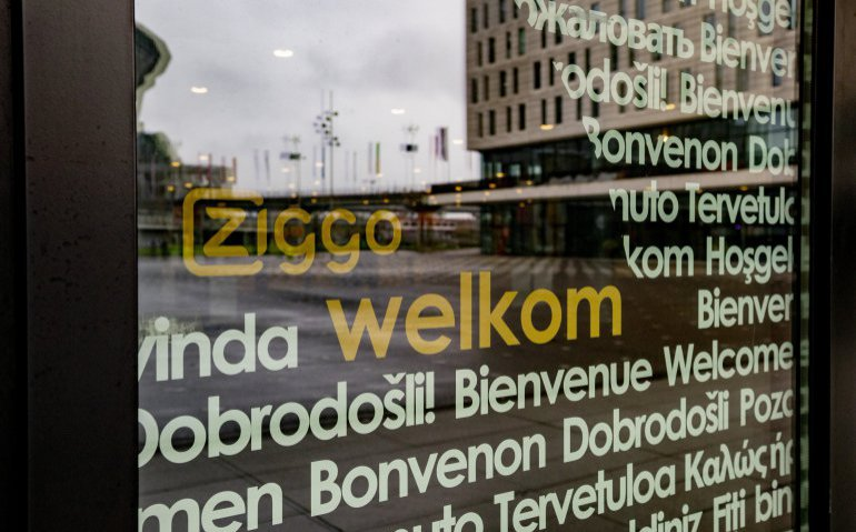 VodafoneZiggo schrapt feest Ziggo Dome