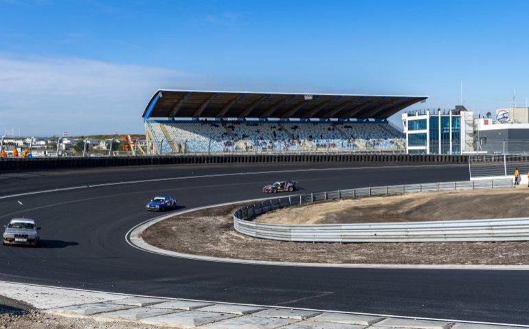 'Formule 1 Grand Prix Zandvoort uitgesteld'