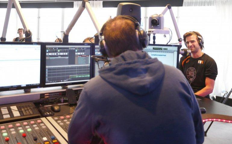 Studio Radio 538