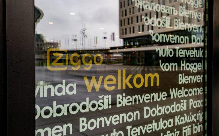 VodafoneZiggo tevreden over besluit kabelnetwerk Ziggo