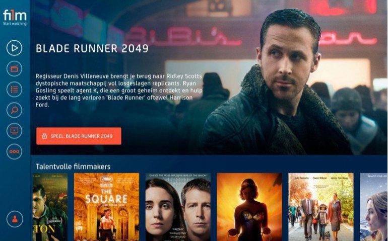 Film1 niet alleen bij Ziggo en KPN maar ook bij SKV en TriNed gratis