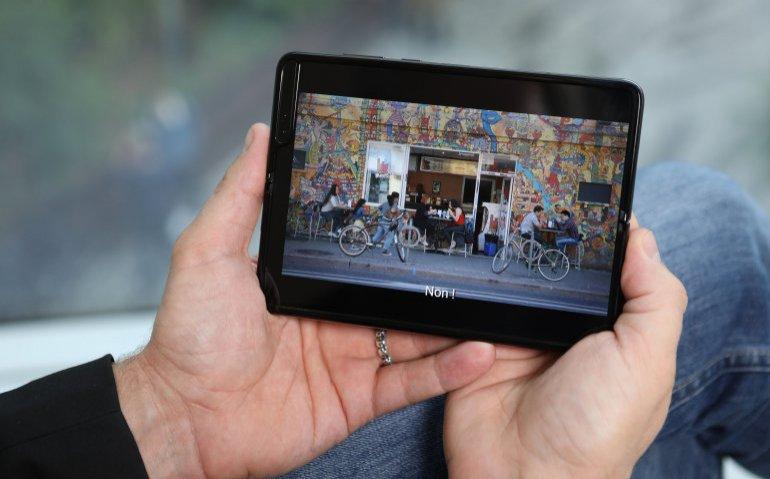 beeldkwaliteit tablet