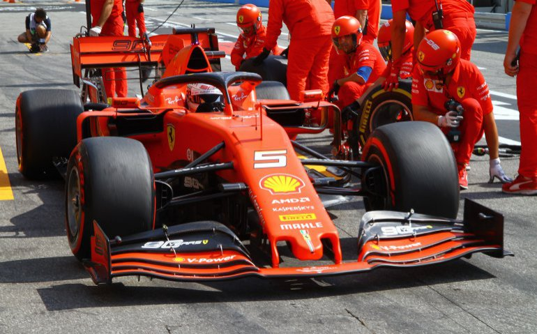 Formule 1 voorlopig nog niet op Ziggo Sport