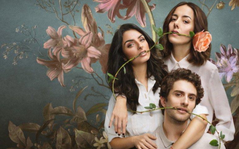 La Casa De Las Flore S3 nieuw bij Netflix