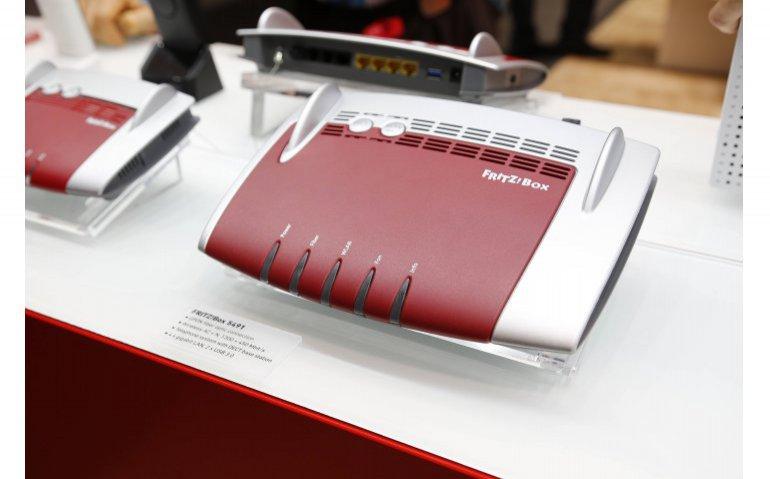 KPN stelt AVM Fritzbox modem