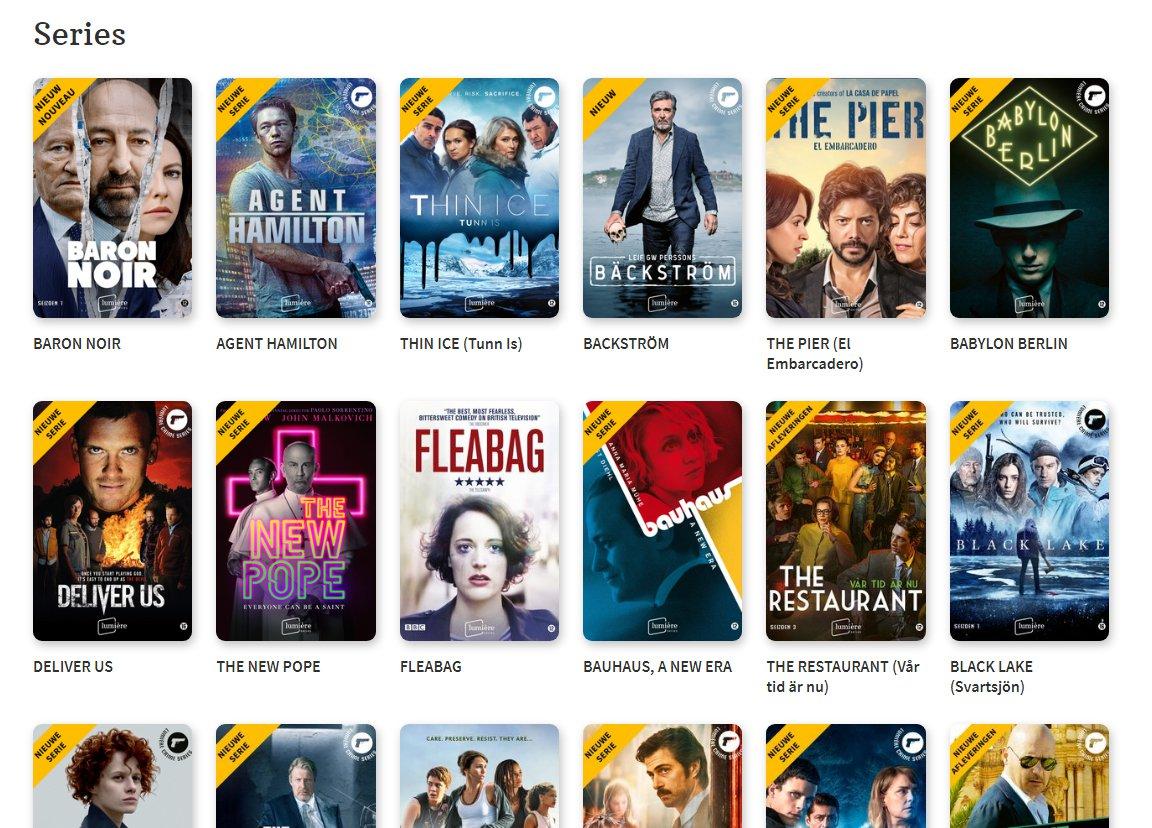 Getest in Totaal TV: series kopen en kijken bij Lumière