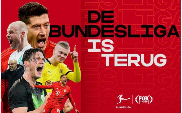 FOX Sports live Bundesliga voetbal