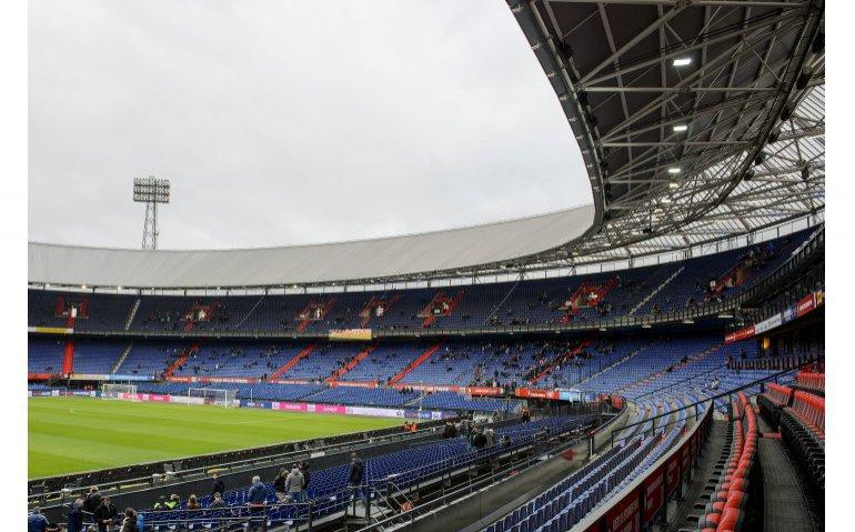 Binnenkort geen live Feyenoord in De Kuip bij Ziggo?