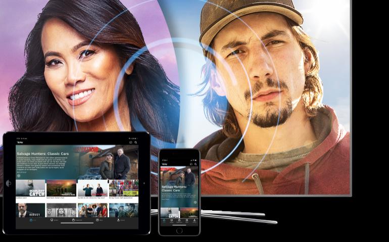 Discovery: twee maanden gratis Dplay voor klanten Canal Digitaal