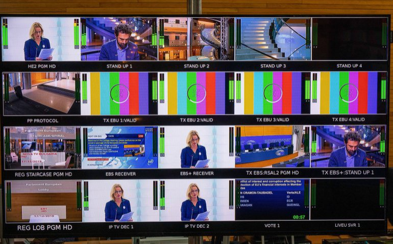 Illegale IPTV streams op zwart