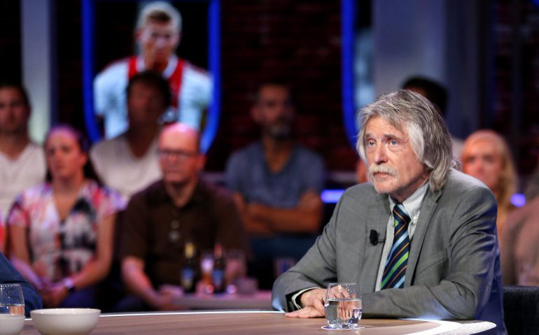 Johan Derksen onder vuur