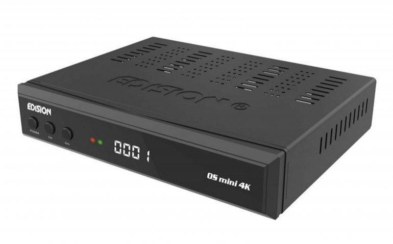 Getest in Totaal TV: veel satelliet voor weinig met de Edision OS mini 4K