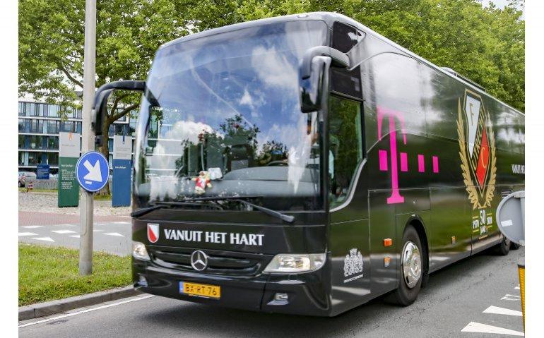 T-Mobile sponsor FC Utrecht
